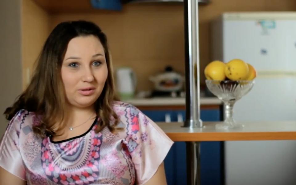Intervista con la nostra <br>mamma surrogata