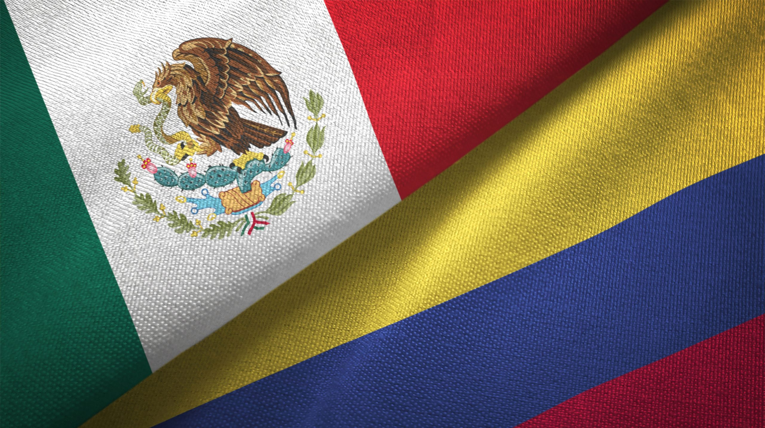 Colombia o Messico
