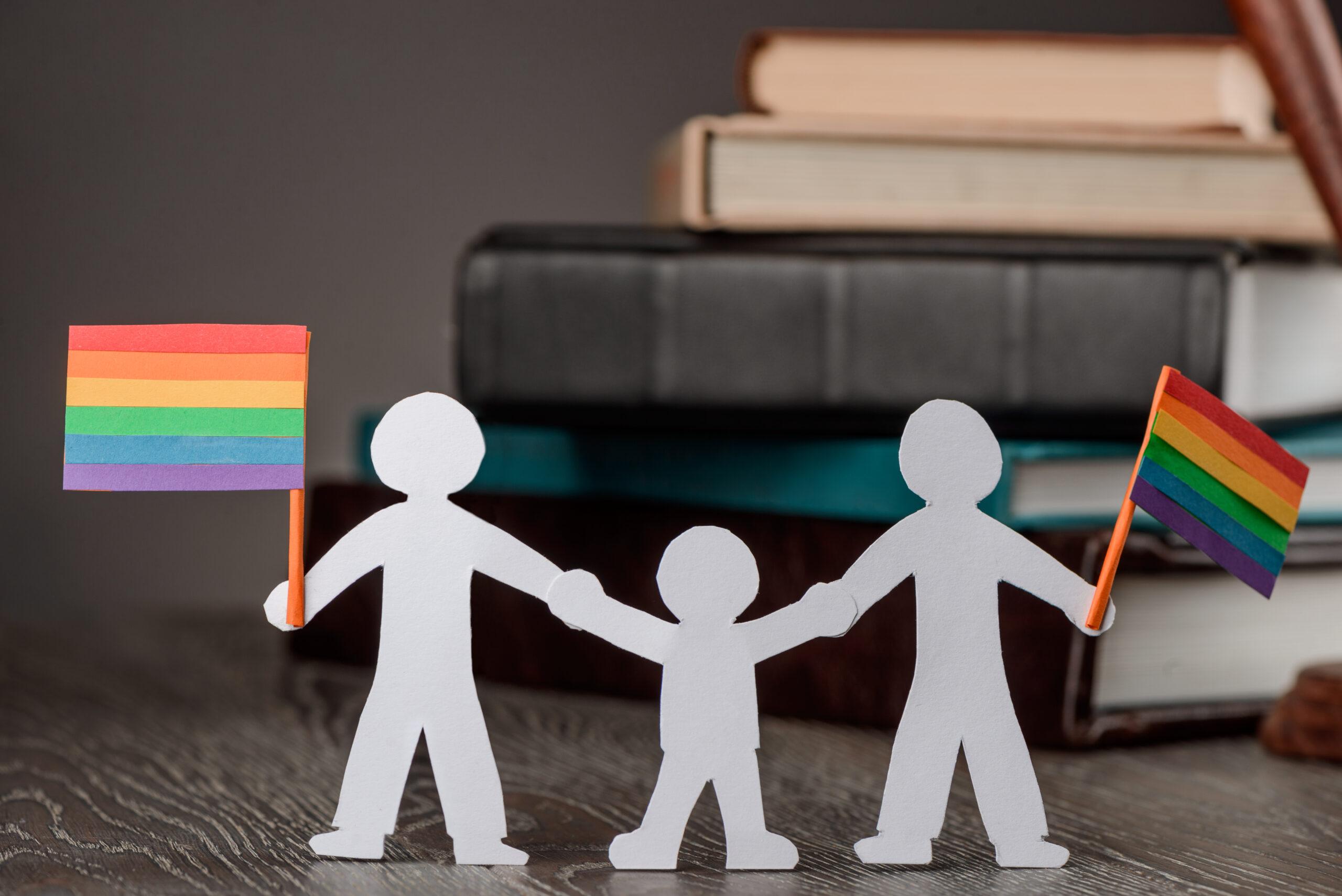 La maternità surrogata per gay e sua legalità e regolamenti in paesi divers