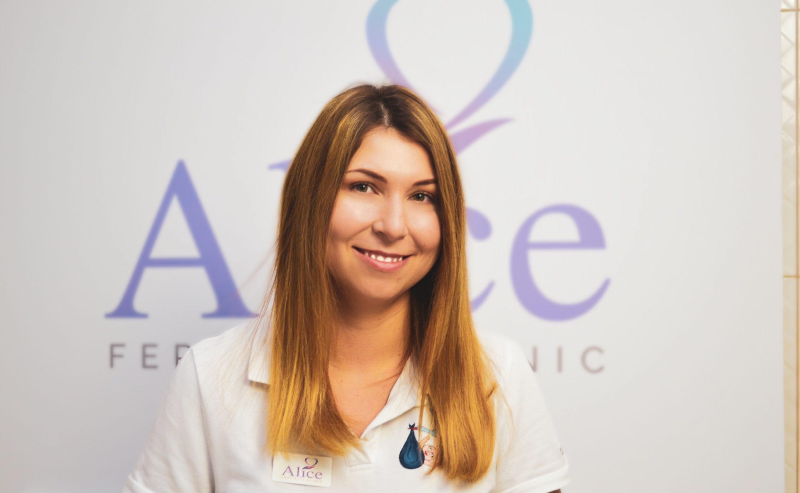 Dr Olena Dubova